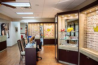 Greenspoint optical store near you
